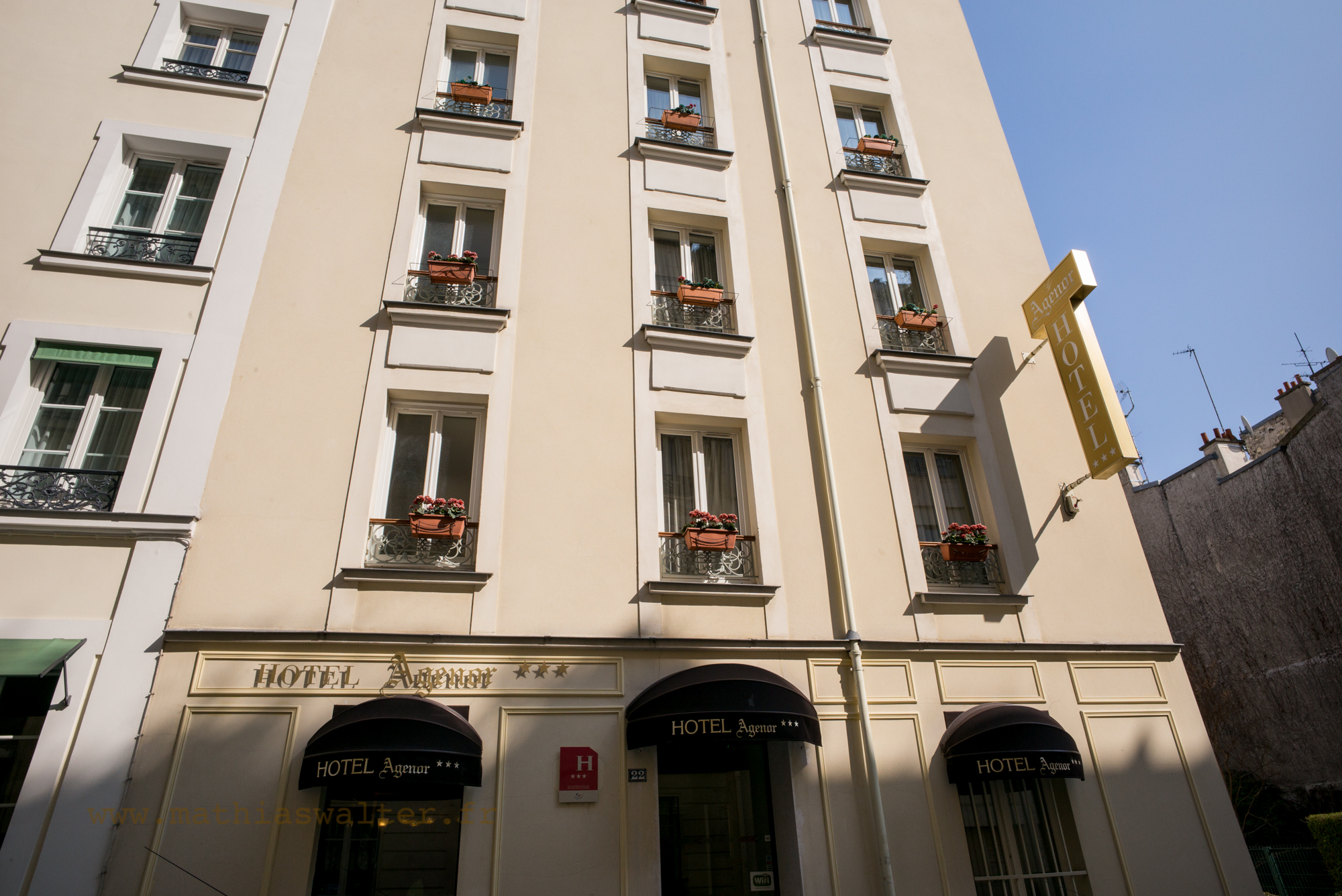 3 star hotel Paris